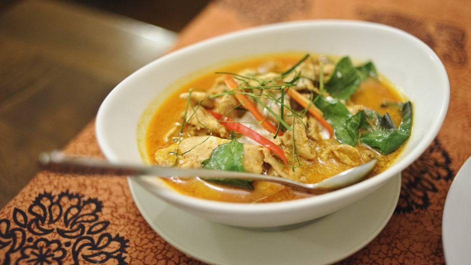Thai-Curry Tipps für Rezept