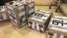 In Buenos Aires hat der Zoll das Gepäck der argentinischen Nationalmannschaft beschlagnahmt.