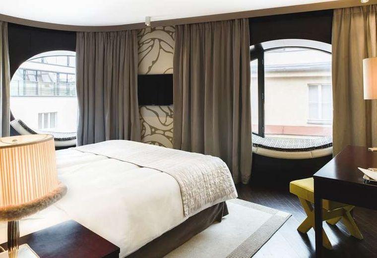 Doppelzimmer Hotel Topazz