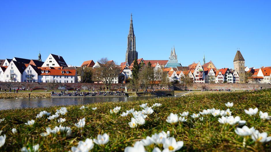 Stadt Ulm Ulmer Münster
