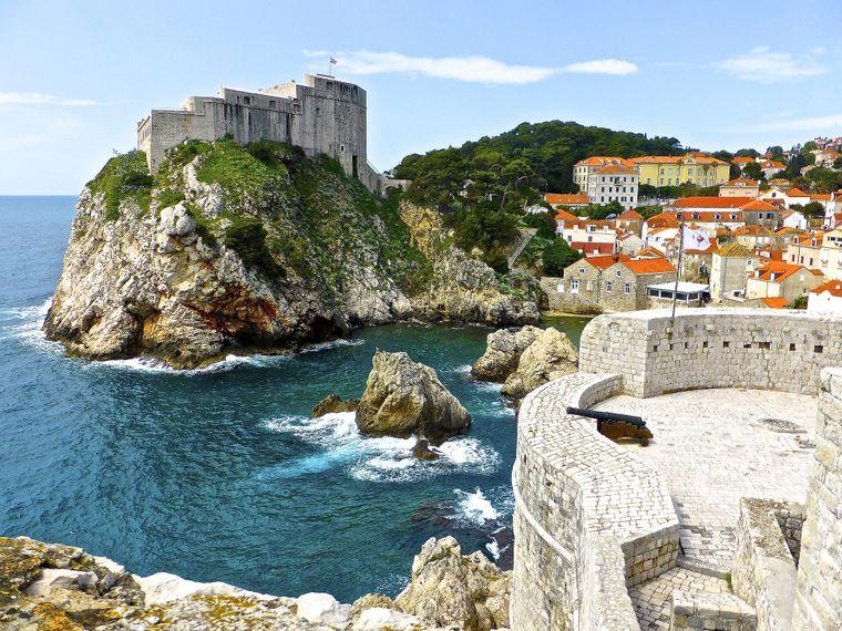 "Dubrovnik in Kroatien ist Drehort von ""Game of Thrones""."