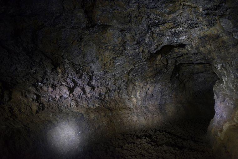 Die Cueva del Viento ist dielängste Lavahöhle Europas!