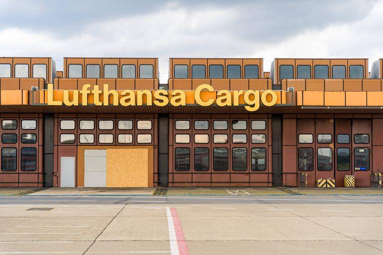 Lufthansa Cargo, Berlin Tegel