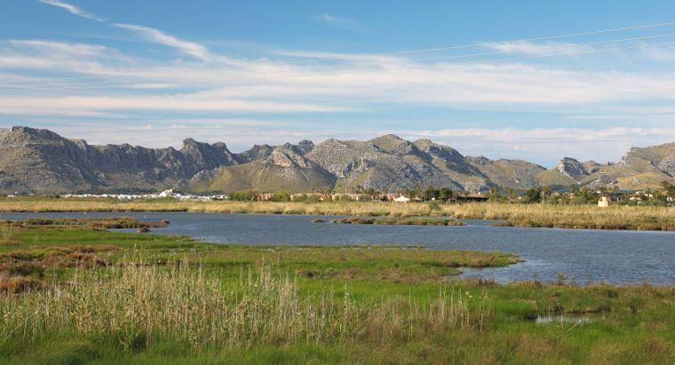 Hier ist die Stille hör- und spürbar: Seit 1988 gilt die Region als Naturpark.