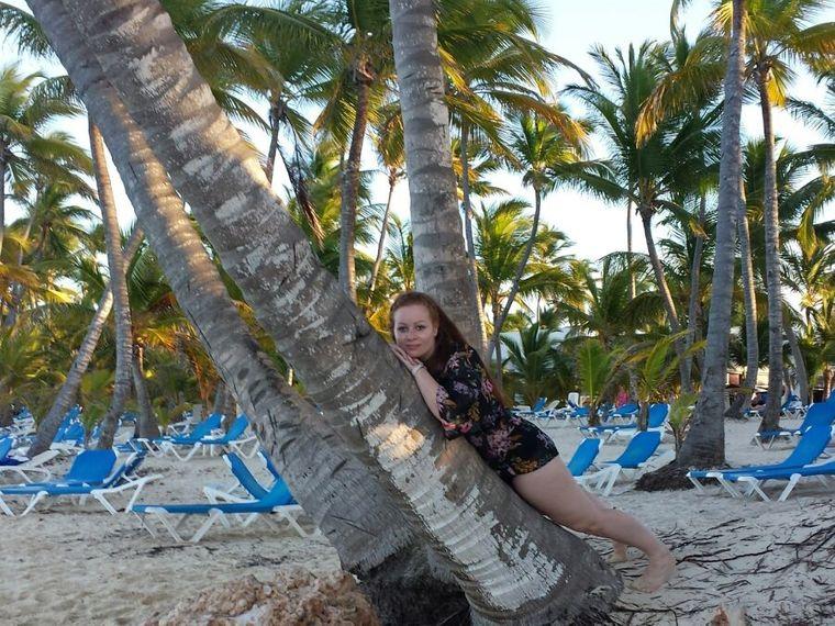 reisereporterin Brigitte möchte mal wieder in die Karibik – wie hier auf Jamaika im Jahr 2018.