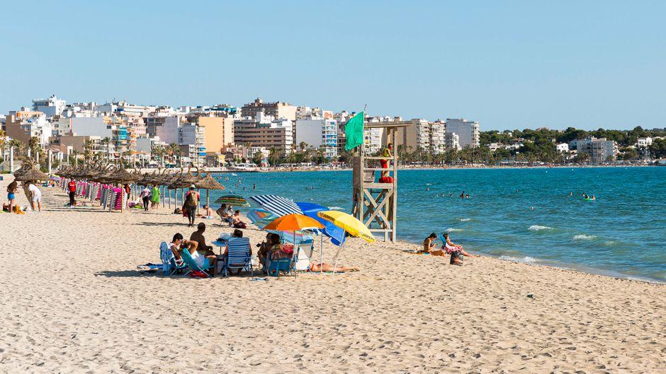 Mallorca gilt seit dem 14. August als Risikogebiet.