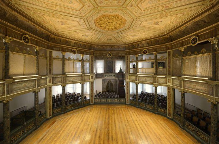 Das achteckige Tanzhaus Galata Mevlevihane ist ein oft unterschätzter Anlaufpunkt für Besucher der Stadt.