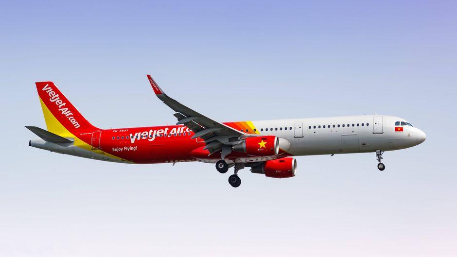 Vietjet schenkt Passagieren rund 8.000 Euro, sollten sie sich auf einem Flug mit dem Virus infizieren.