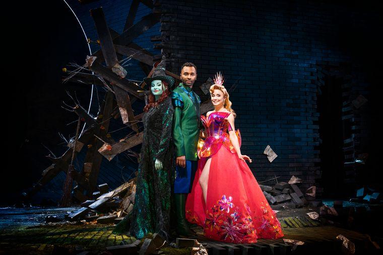 Am 5. September läutet Stage mit der Premiere von Wicked den Musical-Betrieb in Deutschland wieder ein.