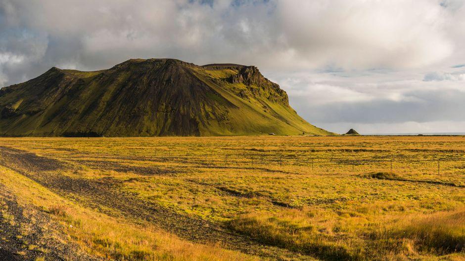 Rundum schön: Auf Islands berühmter Ringstraße umrundest du die gesamte Insel.