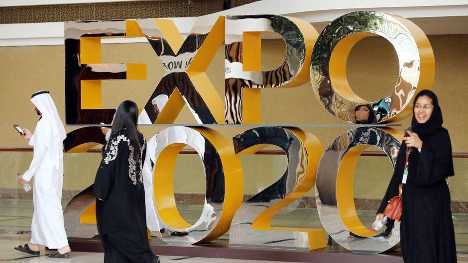 Mit einem Jahr Verspätung eröffnete am 1. Oktober die Expo 2020 in Dubai.