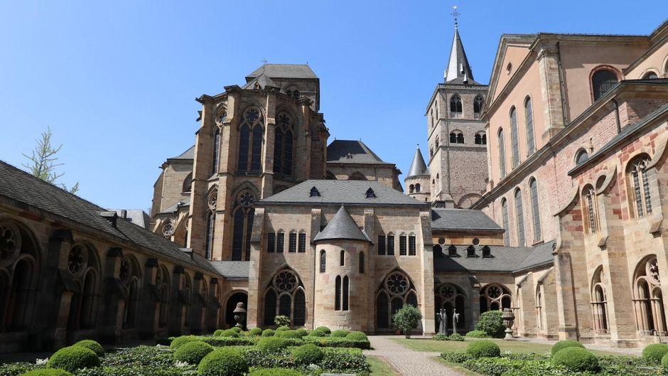 Trier ist die älteste Stadt Deutschlands.