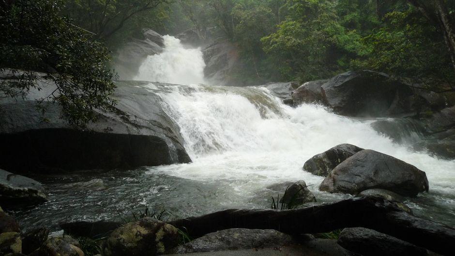 Die Josephine Falls in Australien.