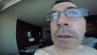 Statt ein Urlaubsvideo zu drehen, filmte sich Joseph Griffin die ganze Zeit über aus Versehen selbst.