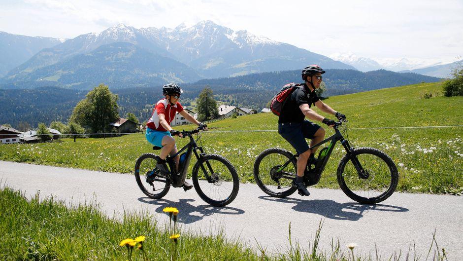 Deutschland hat viele abenteuerliche Radwege zu bieten. (Symbolbild)