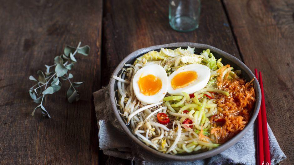 Glutenfreies Essen ist vielseitig und kann superansprechend aussehen. (Symbolbild)