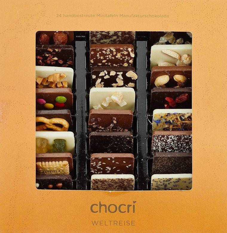 Schokoladentäfelchen