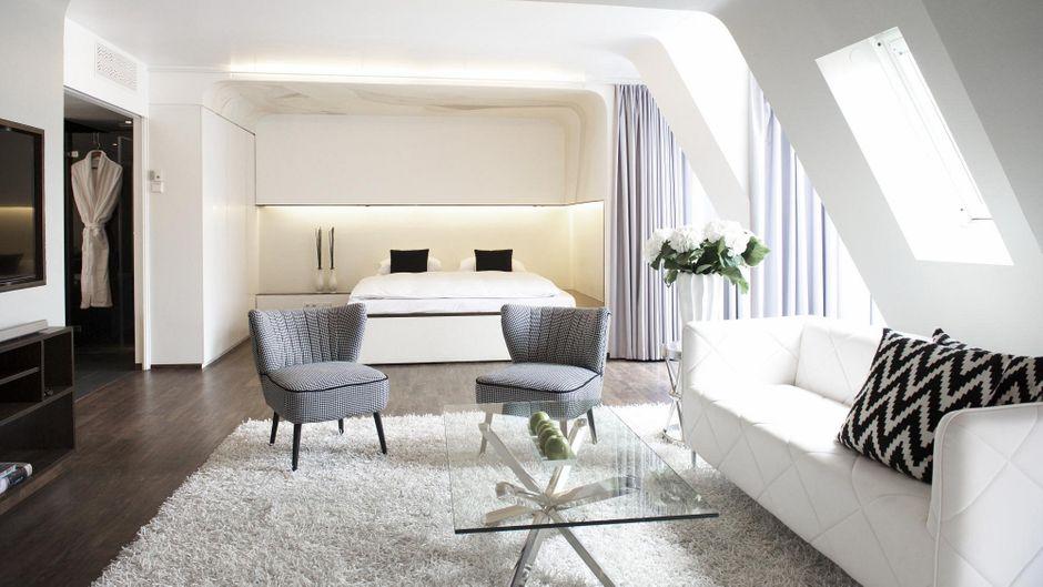 """Das """"Hotel Q!"""" in Berlin wurde 2021 zum besten Hotel in Deutschland gewählt."""