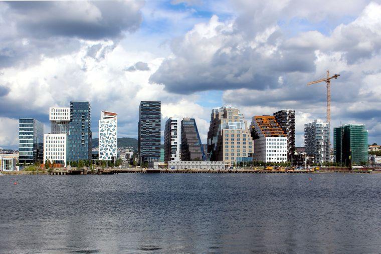 Oslo, Norwegen.