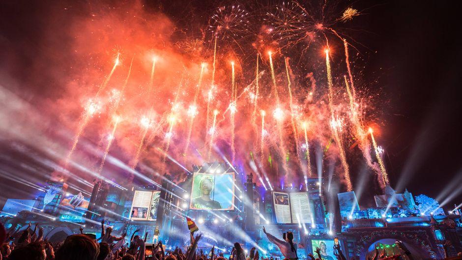 Das Tomorrowland gehört zu den beliebtesten Festivals der Welt.