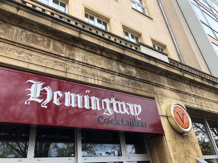 Im Hemingways gibt es einen wirklich guten Gin-Tonic.
