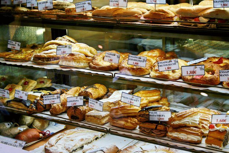 Bäckerei Palma de Mallorca
