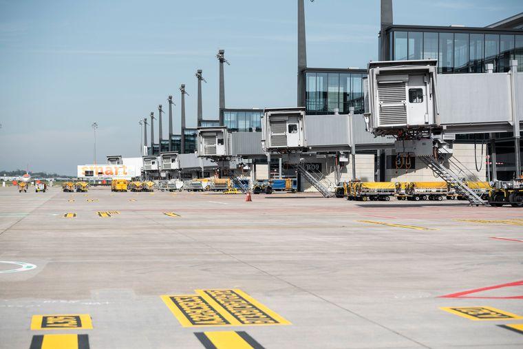 Alle Airlines ziehen auf das Gelände des BER um.