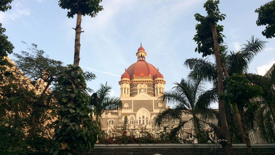 Must-see: Das Taj-Mahal-Palace-Hotel.