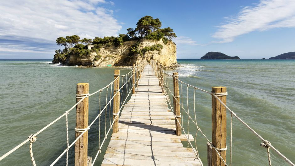 Urlaub auf den griechischen Inseln wird im Sommer wohl möglich sein. (Symbolfoto)