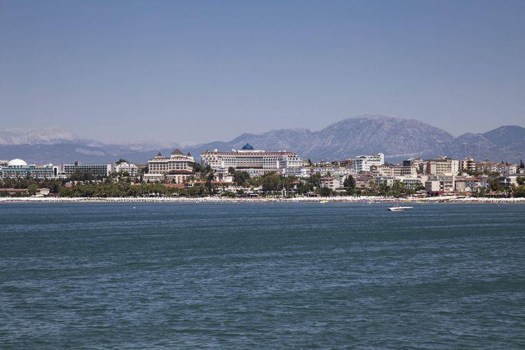 Side gehört zu den beliebtesten Urlaubsorten in der Türkei.
