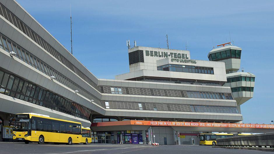 Es ist wahrscheinlich ein Abschied für immer: Berlin-Tegel schließt im Juni.