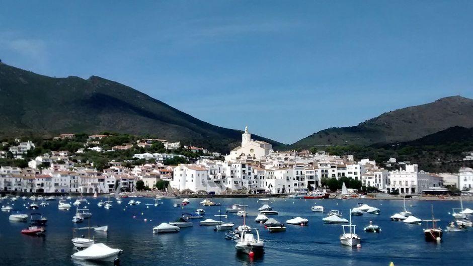 Cadaques ist laut einer Umfrage unter Locals einer der schönsten Orte Spaniens.
