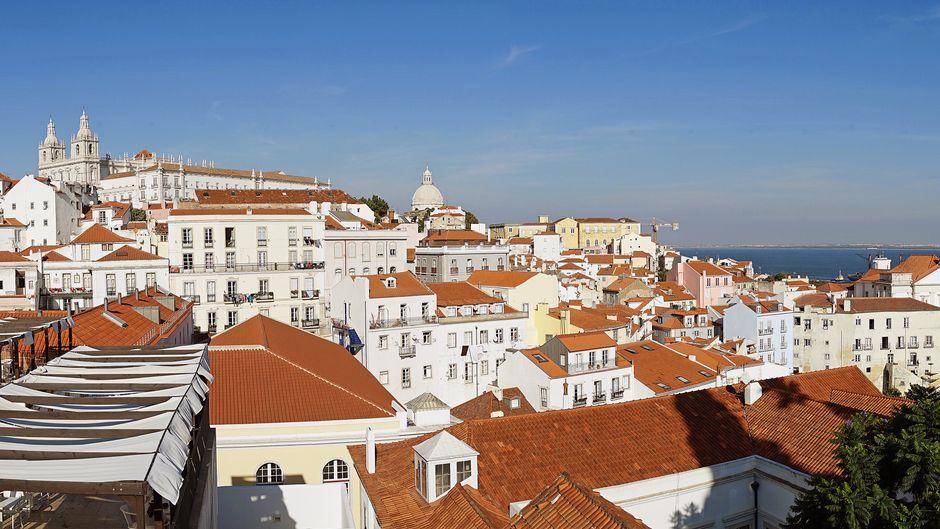 Lissabon ist nicht nur die Hauptstadt Portugals, sondern auch der Feinschmecker.