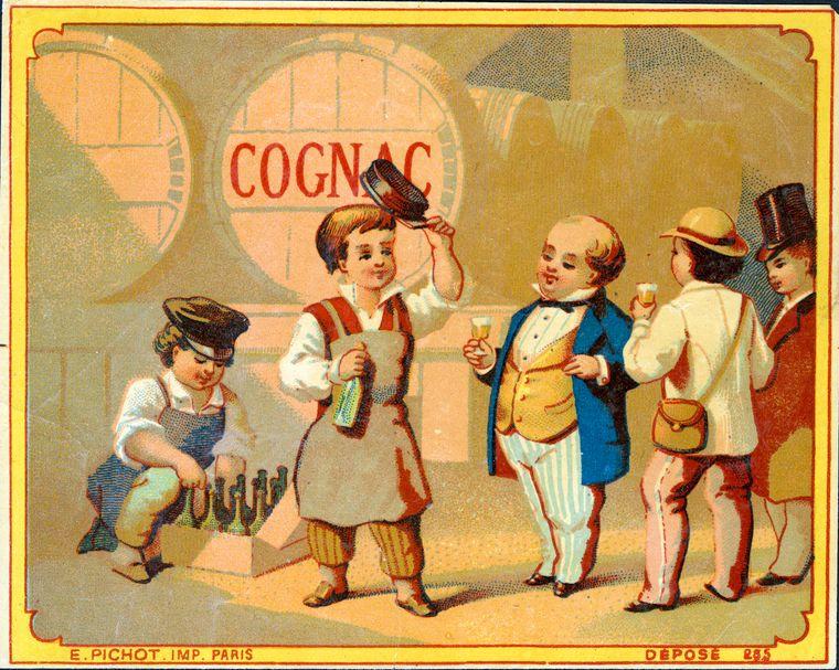 In Degustation wird seit rund 300 Jahren Cognac gebrannt.