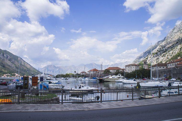 Die Altstadt von Kotor ist seit 1979 Unesco-Welterbe.