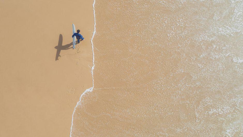 In Portugal finden Strandurlauber zahlreiche Traumstrände.