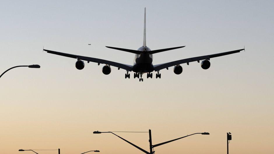 Ein Airbus A380 zählt statistisch gesehen zu den sichersten Flugzeugtypen der Welt.