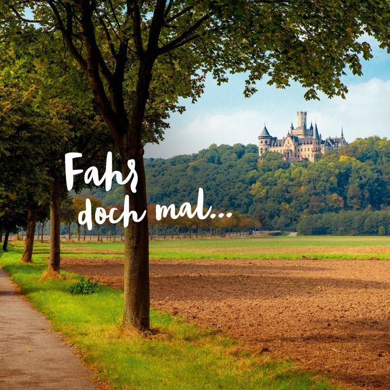 Das Calenberger Land im Speckgürtel Hannovers bietet viele Highlights: einen Radtourenweg um den Deister sowie die Sehenswürdigkeiten Schloss Marienburg und die fünf Calenberger Klöster.