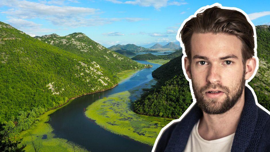 """Montenegro ist der """"reisereporter Top Place 2019"""" von reisereporter Michael."""