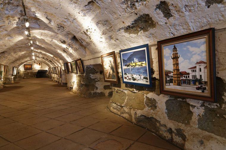 Kunstgalerien gibt es in Bodrum in vielen Formen und Farben.