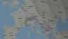 Der Ryanair-Flieger kehrte wegen Nebels um und landete 800 Kilometer entfernt vom Ziel.